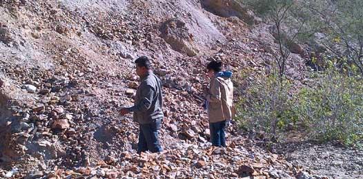 """Anuncia La Pitalla acciones para """"mitigar"""" la contaminación por arsénico en San Antonio"""