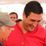 Barroso Agramont se dio una vueltecita por la ciudad de México para anunciar a la diputada Cristina Díaz, secretaria general del Comité Ejecutivo del PRI, su licencia en el cargo de delegado general en Baja California Sur.