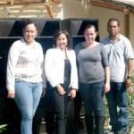 Alondra Torres García, es directora de la Casa Hogar, por lo que agradeció a nombre de la Administración Municipal los regalos y artículos recibidos que además son muy útiles para los infantes que ahí se encuentran sin el cariño de sus padres.