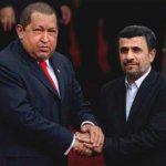 Chávez, irónico, y dijo que tenían razón los que aseguran que tiene bombas y cañones apuntando a Washington.