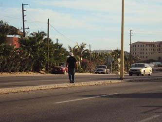 En Costa Azul está la curva de la muerte