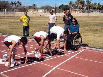 BCS presente en la Paralimpiada Nacional