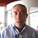 La falta de empleo genera crisis en La Ribera dijo Guillermo Sández, delegado.