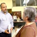 : La salud y la educación son temas de alta prioridad, dijo Guillermo Marrón.
