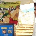 """""""La droga que más se consume es la marihuana, en todo el país y también en el estado, pero lo que le está siguiendo, lamentablemente lo digo, en todo Baja California Sur, sería la metanfetamina, puntualizó Barrera Salgado."""