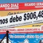 Guillermo González Velasco, director general de Ap. Publicidad, ha aseverado mediante un comunicado que el PRD contrató una campaña publicitaria en los medios de publicidad exterior de la empresa, como son espectaculares, espacios MUPI, copetes de parabuses, copetes tradicionales y espacios rutarios, con una vigencia del 19 de noviembre del 2010 al 3 de febrero del 2011.