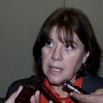 Josefina Cota Cota, senadora por Baja California Sur.