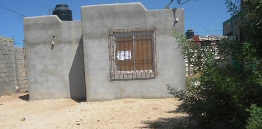 La funcionaria estatal indicó que se tiene prevista la recuperación de 150 acciones de vivienda que se encuentran en situación irregular en los cinco municipios.