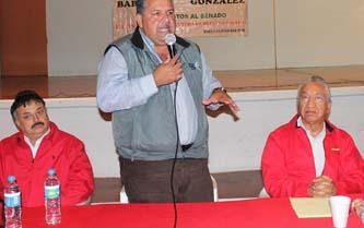 Se necesita un país con rumbo definido señala Isaías González Cuevas
