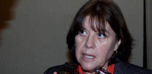 Josefina Cota Cota indicó que durante la reunión de la bancada de su partido hacia el próximo periodo de sesiones se planteó el asunto entre sus compañeros.