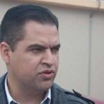 """Rodríguez Aguilar dijo que, como cada semana, acudió a dar cuenta de diversas aportaciones y pruebas para """"combatir las diversas acusaciones que se hacen en su caso, en torno a la función que alguna vez desempeñó al frente de la seguridad pública y la procuración de justicia estatal""""."""