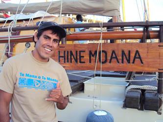 Se une el joven David Castro a la tripulación de Pacific Voyagers