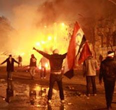 Se desata la violencia en Egipto…ahora por el futbol