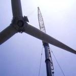 """En Santa Rosalía se construye un generador de energía eólica con capacidad de 1 mega watt y """"está por operar en este año"""", adelantó Ernesto Ramírez Castro, superintendente de zona de la paraestatal de la Comisión Federal de Electricidad (CFE)."""