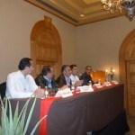 """""""Hago hincapié que ningún gobierno extranjero va a participar en la seguridad de este evento"""", expresó Julio Camarena."""