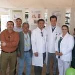 Esperan informar a la gente dijo el doctor Heriberto Soto Haro, director del Hospital de sub zona número 38.