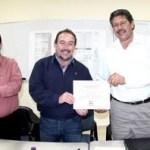 El pueblo de Los Cabos por un acuerdo edilicio ratificó la donación de un terreno al Colegio de Ingenieros.