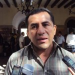 """: """"Los vecinos de la colonia Margarita Maza de Juárez, hoy se acercan con nosotros a retomar un trabajo que era de la pasada administración"""", Víctor Ortegón Góngora, Presidente de la Comisión de Asentamientos Humanos y Vivienda."""