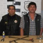 Manuel Gonzalo Meza Cota y José Francisco Beltrán Islas.