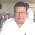 Modesto Robles, presidente del PRI Municipal.