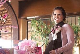 Baby Shower para Daniela de Los Reyes