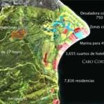 El Centro Mexicano de Derecho Ambiental (CEMDA), Los Cabos Coastkeeper y Greenpeace, lamentaron ayer el que la SEMARNAT persistiese en su defensa del proyecto Cabo Cortés y en la sustentabilidad del mismo.