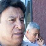 """""""El partido está arrodillado a las esferas de gobierno"""", sentenció, lo cual al líder cetemista Amadeo Murillo Aguilar le parece que repercutirá en las plataformas de sus candidatos en la campaña federal que arrancará en abril próximo."""