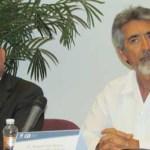 En una ceremonia celebrada en las instalaciones del centro público de investigación presidido por el director general del Consejo Nacional de Ciencia y Tecnología (CONACYT), Dr. Enrique Villa Rivera, se informó de este nombramiento a toda la comunidad del CIBNOR.