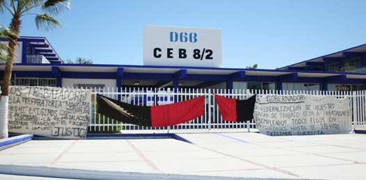 Los trabajadores de la entonces Preparatoria Federal por Cooperación (PREFECO), que fueron liquidados y ahora se quedaron sin trabajo, piden a las autoridades del ahora Centro de Estudios de Bachillerato su recontratación en el que fue su centro de trabajo por más de 20 años.
