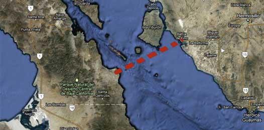 Conectarán a BCS con la red eléctrica nacional por medio de cable submarino