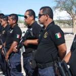 elementos de la Secretaría de Seguridad Pública del Estado