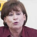 """Referente al área de aplicación de justicia, Rosa Delia Cota Montaño denunció que es ahí donde se encuentran los mayores rezagos y distorsiones, además de asegurar que se utiliza con """"un sesgo revanchista"""" el poder judicial."""