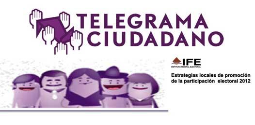 """¿Quiere comprometer a sus candidatos? Mándeles un """"telegrama"""""""