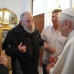 La reunión duró poco más de media hora, según las primeras estimaciones. Hasta ahora no trascendieron detalles de la conversación. Fidel Castro anunció en la noche del martes su encuentro con el papa.
