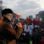 Los opositores habían advertido de que, si en las presidenciales se repetía el fraude de las parlamentarias de diciembre, emprenderían una campaña de desobediencia civil con protestas indefinidas a escala nacional.