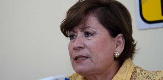 Por aceptar candidaturas externas, exigen perredistas renuncia de Rosa Delia