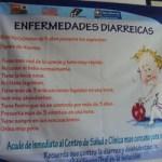 A decir del doctor Betancourt Flores, el aumento en diarreas, se debe obviamente al notable aumento de las temperaturas y por lo tanto, refiere a la ingesta de alimentos en descomposición, por lo que hizo un llamado a la población.