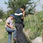 Los cadáveres de ambas víctimas fueron localizados en Cuernavaca, con un mensaje firmado por el grupo CSF-GU.