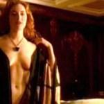 Pero concretamente, lo que les molesta es que han restringido parte de la secuencia en donde el personaje de Rose (Kate Winslet) es retratada por Jack (Leonardo DiCaprio), mientras posa desnuda.