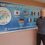 """""""Hoy cierran las inscripciones para los cursos intensivos de lenguas extranjeras de la UABCS"""", informó el profesor Julio Ortiz Manzo, Jefe del Departamento de Lenguas Extranjeras."""