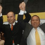 Presentan PRD, PT y MC agenda legislativa