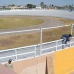 Los trabajos de rehabilitación del velódromo enclavado en la unidad deportiva Nuevo Sol reportan un avance del 70 por ciento a poco más de una semana de ponerse en marcha la realización de la Copa Federación.