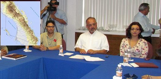 Firman convenio Niparajá-CIBNOR para proteger la Sierra de La Giganta-Guadalupe