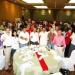 Isaías González Cuevas reconoció que el ejército del PRI, participará con valor en la batalla electoral, con la buena voluntad de ofrecer un proyecto que encabeza un hombre que nació y ha trabajado para gobernar a México de nombre Enrique Peña Nieto.
