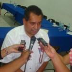 Armando de la Cruz, dirigente de los abarroteros.