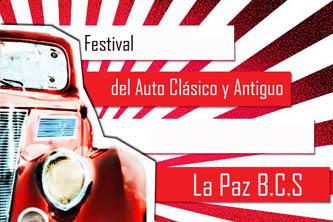 Todo listo para la XI edición del Festival del auto Antiguo y Clásico