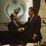 Firmaron CEMDA y CNDH convenio de colaboración para protección de derechos ambientales.