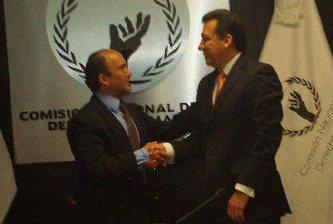 Firman CEMDA y CNDH convenio de colaboración para protección de derechos ambientales