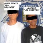 José Luis y Jorge Octavio.