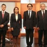 """Aleida Calleja, indicó que de esa manera """"el segundo debate podría ser visto y escuchado en cadena nacional de radio y televisión""""."""